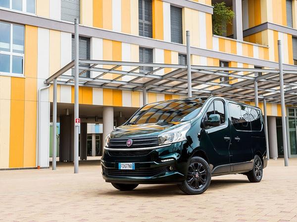 Fiat Talento 1.6mjd l1h1 2700 70kW