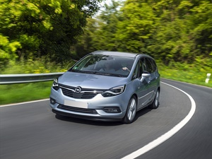 Opel Zafira tourer 5d