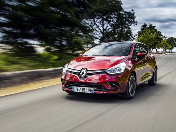 Renault Clio 0.9tce energy ecoleader limited 66kW