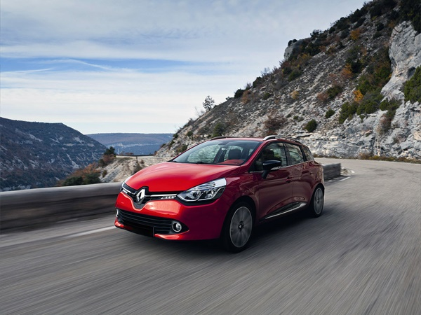 Renault Clio estate 1.5dci intens 66kW (NEDC)