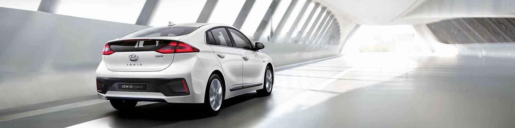 Hyundai IONIQ* 28kWh 196 km actieradius