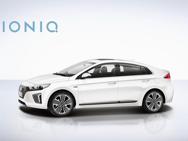 Hyundai IONIQ 1.6gdi hybrid premium 103kW aut