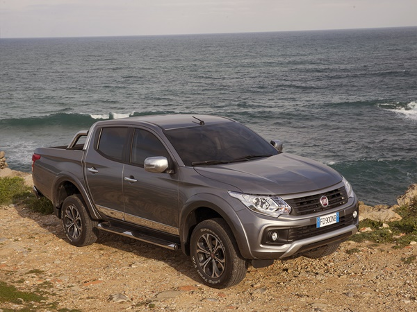 Fiat Fullback double cab 2.4d lx 133kW