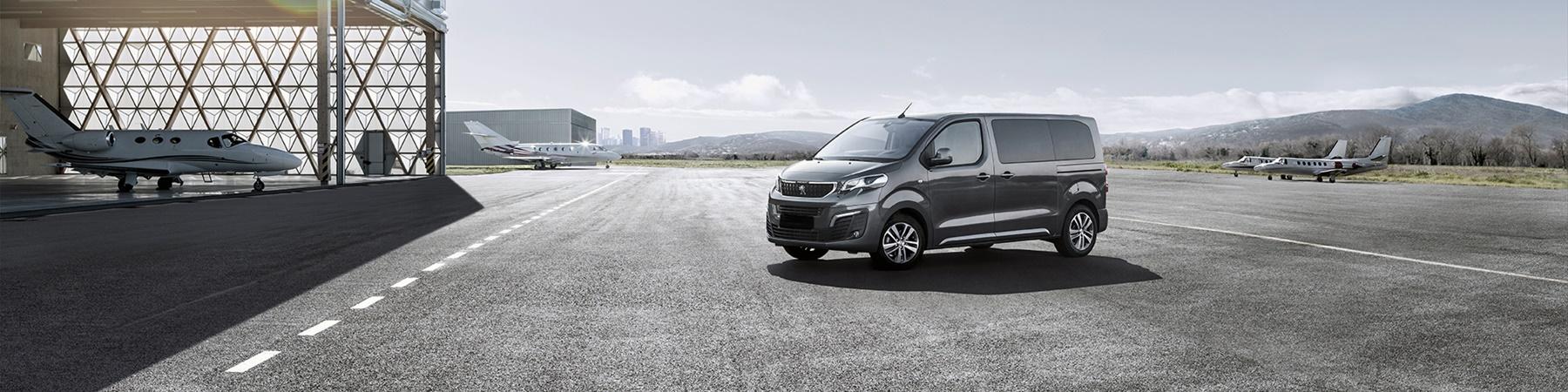 Peugeot Traveller 50kWh 196 km actieradius