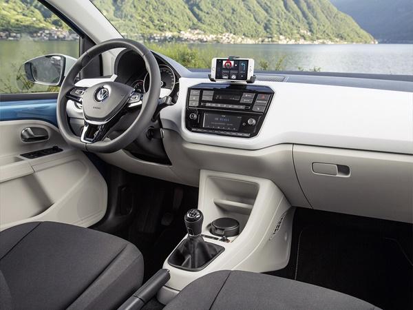 Volkswagen up! 1.0 ecofuel move up! 50kW