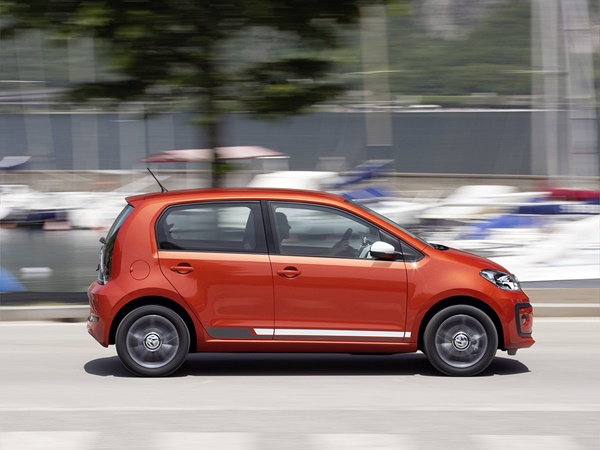 Volkswagen up! 1.0 high up! 44kW
