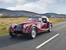 Morgan Plus 4 2d