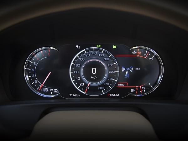 Cadillac CT6 3.0l v6 luxury awd 307kW aut