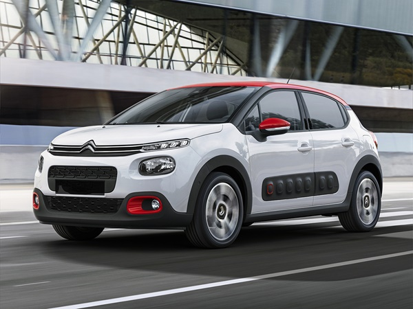Citroen C3 1.2 puretech s&s feel edition 60kW