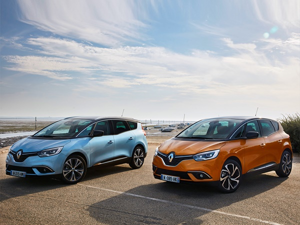 Renault Scénic 1.3tce intens 103kW