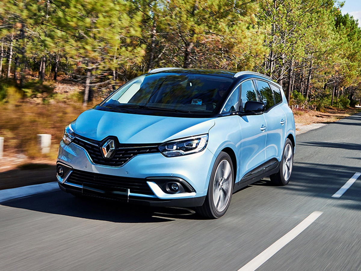 Renault Grand Scénic 5d
