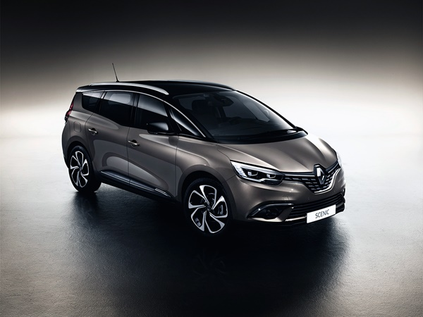 Renault Grand Scénic 1.7dci intens 88kW 5p