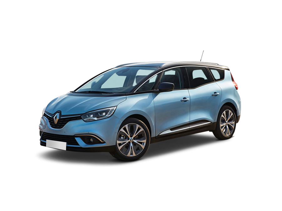 Renault Grand Scénic TCe 140 EDC Bose, Gris Cassiopee + Easy Life Pack