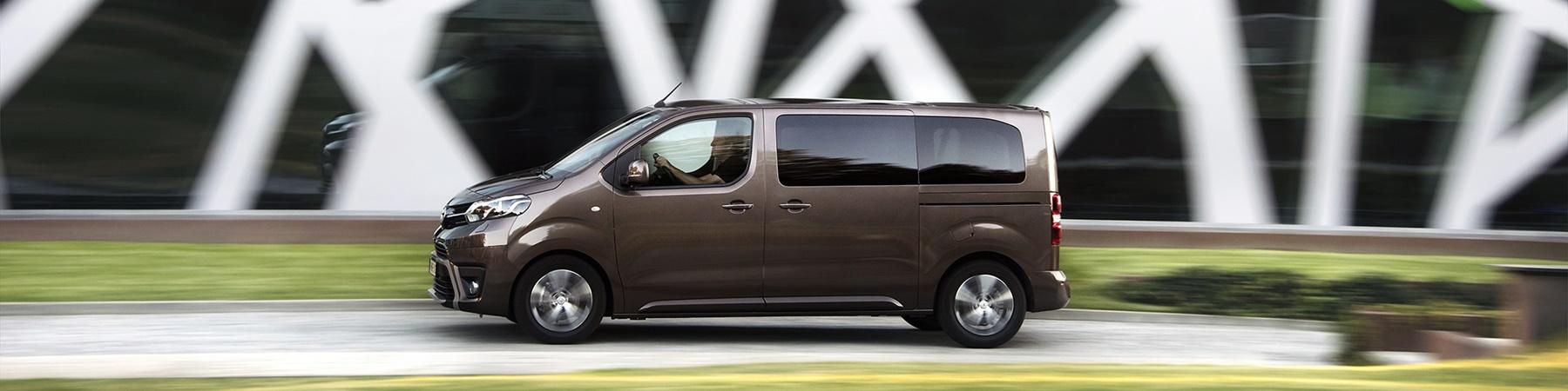 Toyota ProAce  75kWh 281 km actieradius