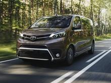 Toyota ProAce 4d