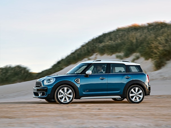 Mini Countryman 1.5d business edition one d 85kW dkg aut