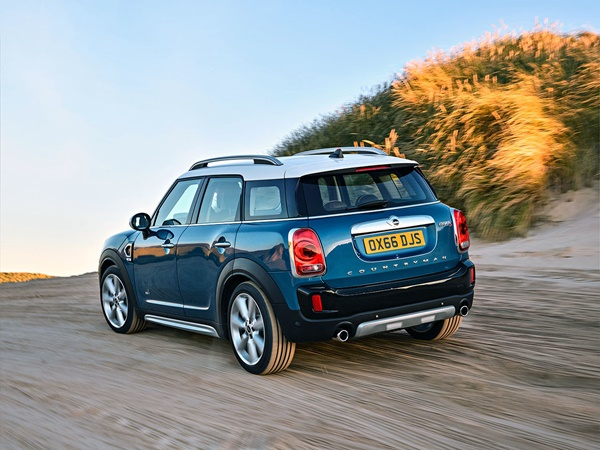 Mini Countryman 2.0d cooper d all4 110kW aut