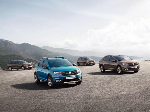 Dacia Sandero 0.9tce lauréate 66kW easy-r aut