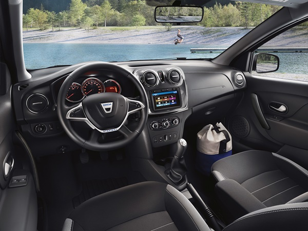 Dacia Sandero Stepway 1.0tce série limitée 15th anniversary 66kW easy-r aut