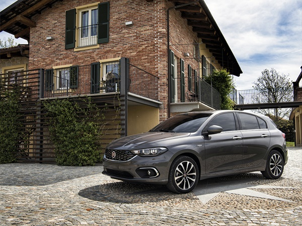 Fiat Tipo Hatchback 1.6mjd business lusso 88kW