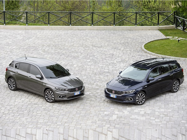 Fiat Tipo Stationwagon 1.6mjd business lusso 88kW dct aut (NEDC)