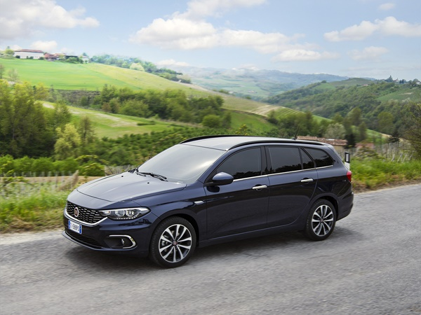 Fiat Tipo Stationwagon 1.6mjd business 88kW dct aut