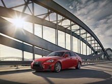 Lexus IS-serie 4d