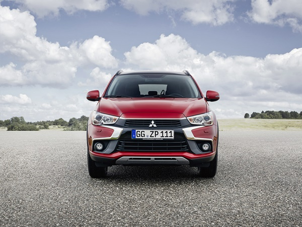 Mitsubishi ASX 1.6 cleartec connect pro+ 86kW