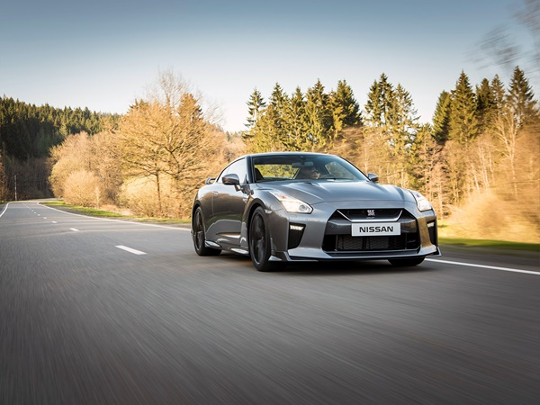 Nissan GT-R 3.8 track edition awd 404kW