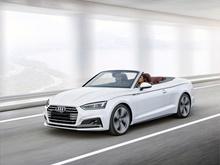 Audi A5 cabriolet 2d