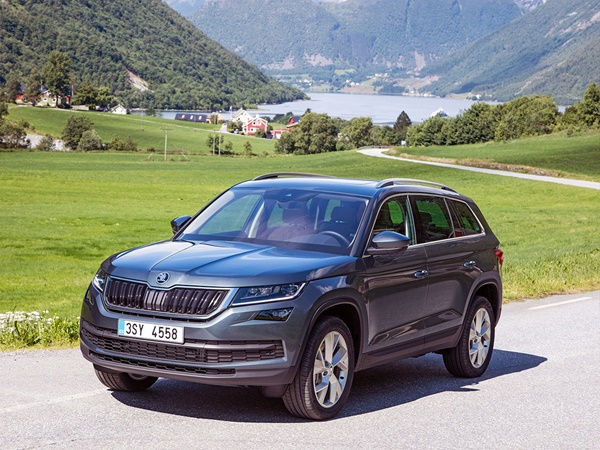 Skoda Kodiaq 1.5tsi greentech act sportline business 110kW