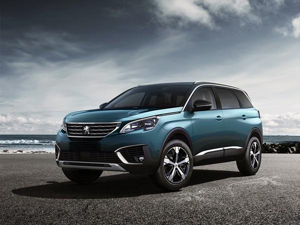 Peugeot 5008 2.0hdi blue hdi bluelease gt-line 132kW eat8 aut