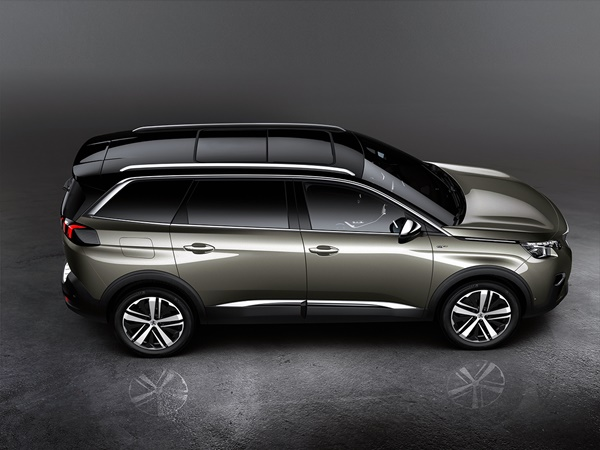 Peugeot 5008 1.2 pure tech bluelease premium 96kW eat8 aut