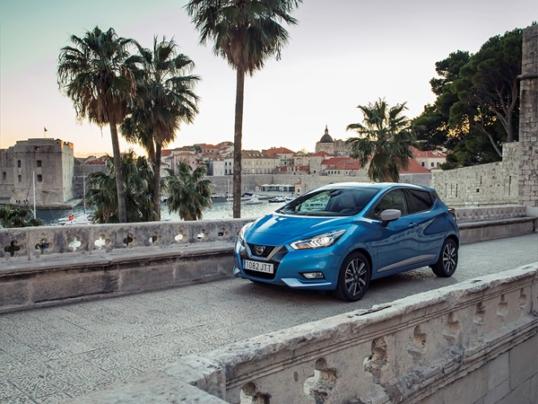 Nissan Micra 1.5dci n-connecta 66kW