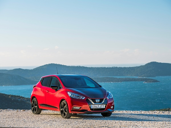 Nissan Micra 0.9ig-t business edition 66kW