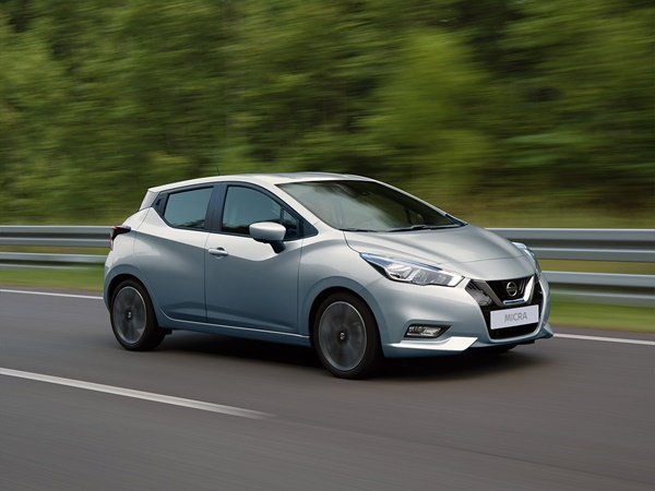 Nissan Micra 0.9ig-t n-connecta 66kW