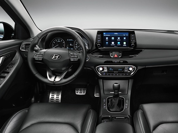Hyundai i30 2.0tgdi n1 184kW