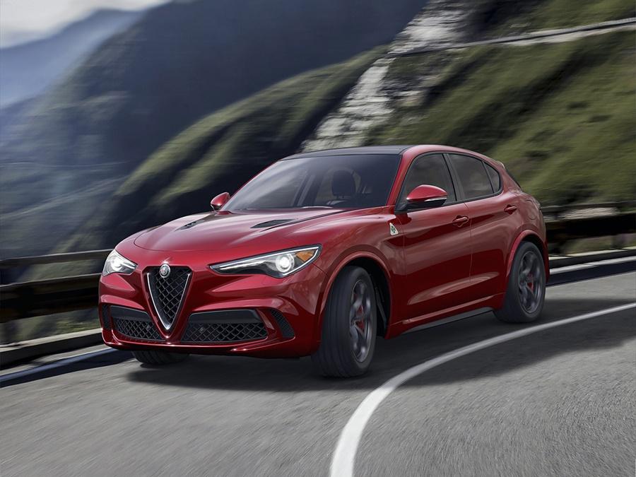 AutoDisk nieuws Alfa Romeo Stelvio