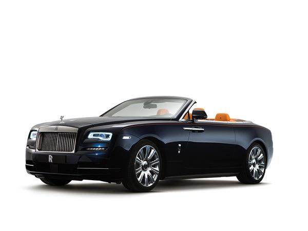 Rolls Royce Dawn 6.6 420kW aut