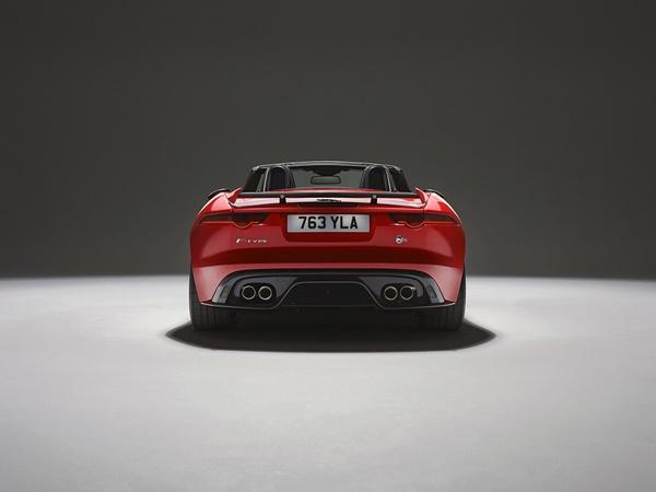 Jaguar F-type cabrio 3.0 v6 r-dynamic 250kW aut