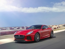 Jaguar F-type coupe 2d