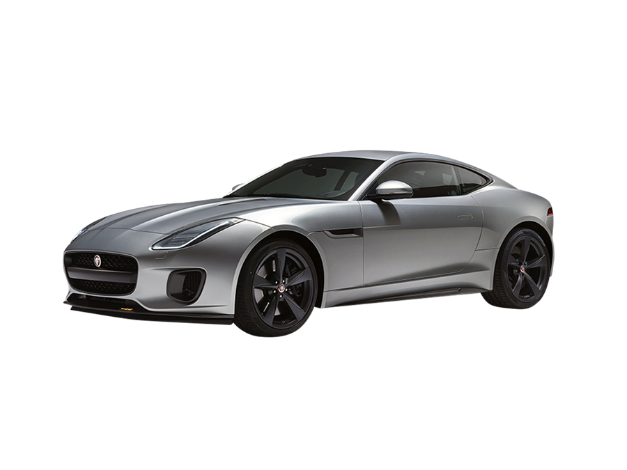 F-type coupe 2d