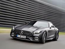 Mercedes-Benz AMG-GT Coupe 2d