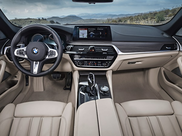 BMW 5-touring 520i manufaktur edition 135kW aut