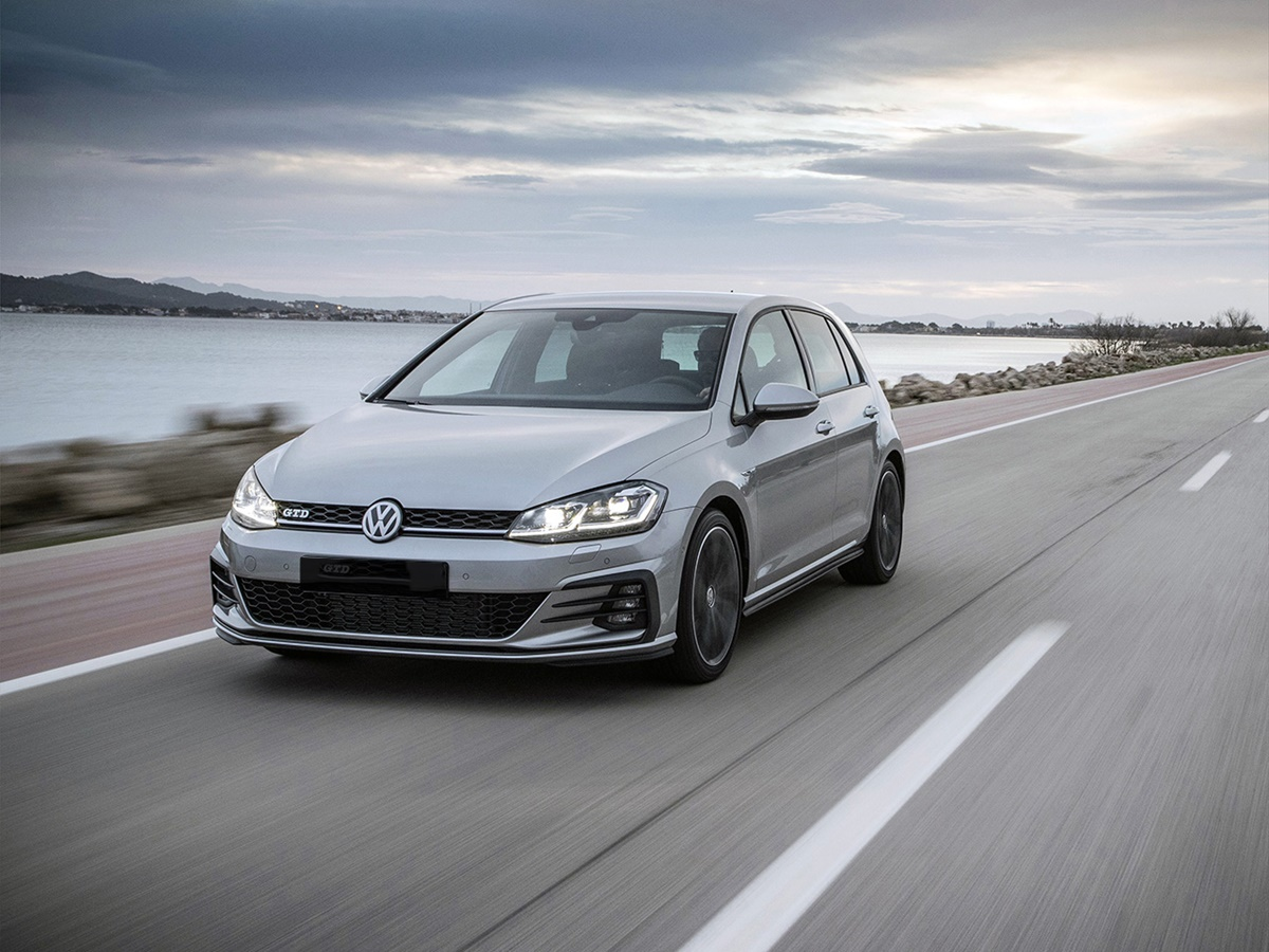 Volkswagen Golf 5d