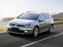 Volkswagen Golf Alltrack 5d