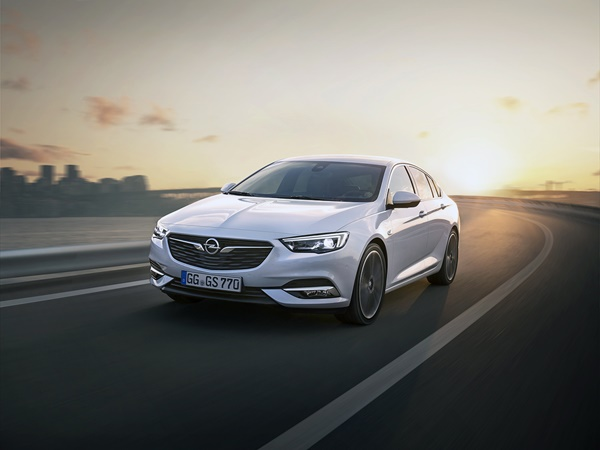 Opel Insignia Grand Sport 1.5t business executive 121kW aut