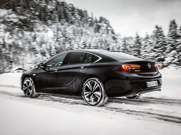 Opel Insignia Grand Sport 1.5t exclusive 121kW