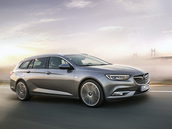 Opel Insignia Sports Tourer 1.5t exclusive 121kW