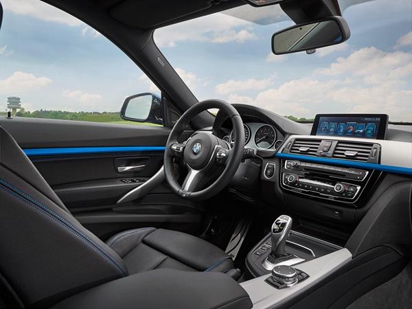 BMW 3-Gran Turismo 340i 240kW aut
